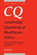 cambridge_quarterly of healthcare ethics