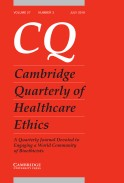 cambridge_quarterly of healthcare ethics